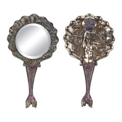 Summit - Celestia Hand Mirror Collectible Fairy Decoration Figurine Decoration - This gorgeous Celestia Hand Mirror Collectible Fairy Decoration Figurine Decoration has the finest details and highest quality you will find anywhere! Celestia Hand Mirror Collectible Fairy Decoration Figurine Decoration is truly remarkable.