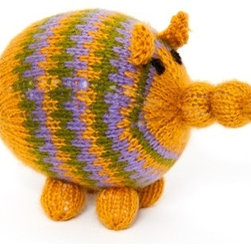 Sitara Collections - Kilmora Hand-Knitted Toy Elephant - This Lovely Lass Will Be a Favorite Friend for Years, Thanks to the Exceptiomal Quality Knit into Every Detail by Skilled indian artisans. Comes Hand-Knit in Gorgeous Colors That Will Sure to Be a Favorite for Years to Come. amazingly soft Butter Fabric soft, Squishy Fill Machine washable Set includes: ome (1) Plush Elephant Stuffed animal Materials: Dyed acrylic Wool, Polyester Fiber Fill Stuffing, Thread Embroidery Color: Multicolored Dimensioms: 8.25 inches Lomg X 5.00 inches High X 4.00 inches Wide Weight: 0.65 Pounds.