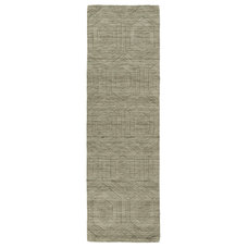 Transitional Runners by Kaleen Rugs