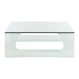 Campaign Coffee Table by Zuo Modern -