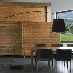 Carpyen - Carpyen | Robin Floor Lamp - Design by Gabriel Teixido.