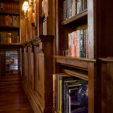 Traditional Bookcases by West End Furnishings