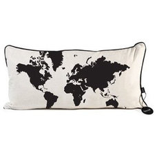 contemporary pillows by fermlivingshop.com
