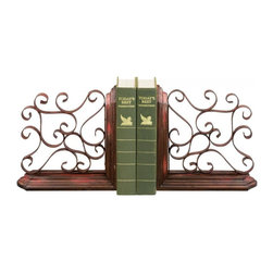 Joshua Marshal - Pair Chatham Bookends - Pair Chatham Bookends