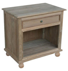 traditional nightstands and bedside tables by Overstock