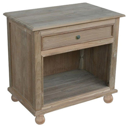 Traditional Nightstands And Bedside Tables by Overstock.com