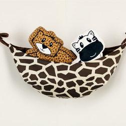 Jazzie Jungle Toy Bag -