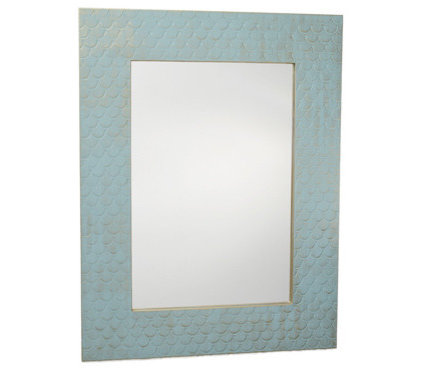 Beach Style Mirrors by Stray Dog Designs
