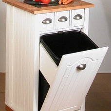 Traditional Kitchen Islands And Kitchen Carts by HomeFurnitureShowroom