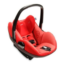 Maxi-cosi - Maxi-Cosi Prezi Envoius Red Infant Car Seat - The Prezi combines two technologies which provide superior side protection.