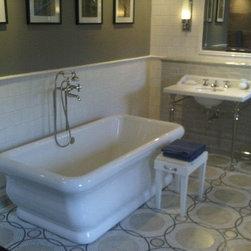 Designer Plumbing Pieces -
