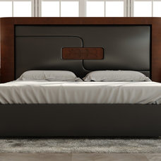 Contemporary Bedroom Furniture Sets by Macral Design Corp