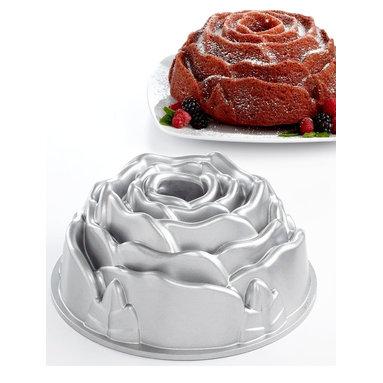 Nordic Ware Rose Bundt Pan -