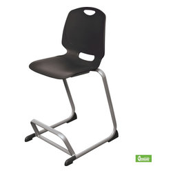 Best Rite - 40.75H x 19.5W x 24D Comfort Stacking Stool - Step up to the next level of durable ergonomic seating with the new Comfort Stool designed with the human body in mind.