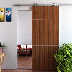 Modern Barn Door Hardware For Wood Door Modern Barn Door