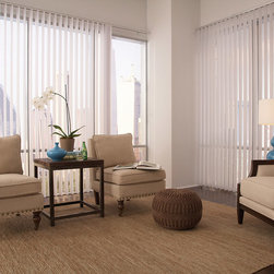 Discoveries Vertical Blinds -