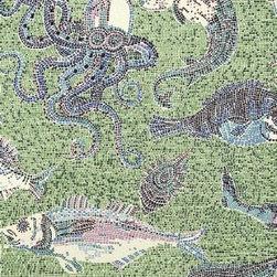 Mikonos Wallpaper   Scalamandre -