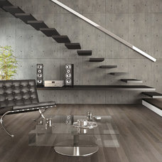 Contemporary Hardwood Flooring by Canadian Home Flooring