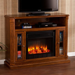 Fireplaces & Accessories : Find Fireplace Screens, Mantels, Wood Racks ...