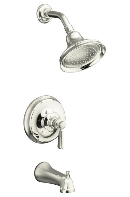 Traditional Showerheads And Body Sprays by Fixture Universe