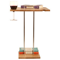 Contemporary Side Tables And End Tables Penguin Wine Hod