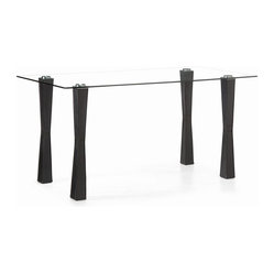 ZUO Modern - Stilt Counter Table in Black - 107810