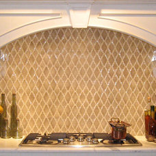 Traditional Kitchen by Virtue Tile & Stone