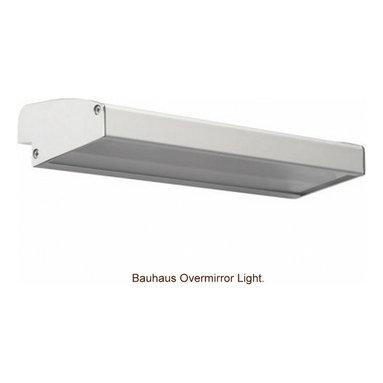 Bauhaus Overmirror Light - Over mirror light from Bauhaus, compliments the Bauhaus mirror.