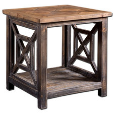 Rustic Side Tables And End Tables by Dexter Sykes