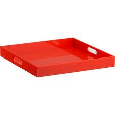 Modern Platters by CB2