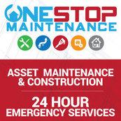 One Stop Maintenance Logo