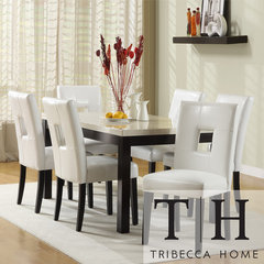 contemporary dining tables by Overstock