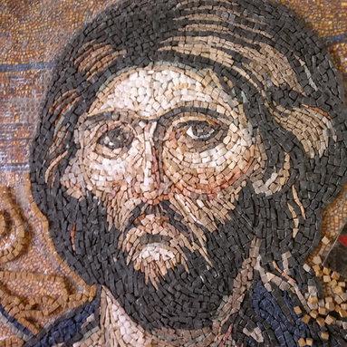 Mosaic Saints -