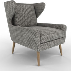 contemporary chairs by DwellStudio