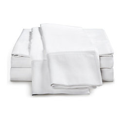 ExceptionalSheets - 400 Thread Count - Egyptian Cotton Sheet Set by ExceptionalSheets - Our 100% Egyptian Cotton Sheets cannot be beaten when it comes to the price. You will not find better quality at a better price! They're available in multiple size ranges and colors making up almost 200 options! Whether the sheets are a gift for a friend or you are buying for yourself, you know you are getting top-quality luxury with Exceptional Sheets.