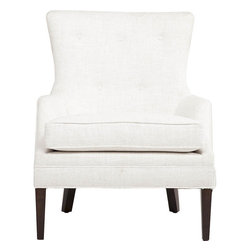 Monty Chair - The mid-century-inspired Monty chair balances comfort and style with ease. Handsome and inviting; the Monty.