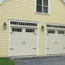 Traditional Garage Doors by Design Garage Doors