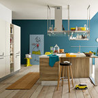 Italian Kitchens (by EFFEQUATTRO - Elle) - evaa