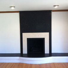 Contemporary Fireplaces by Northwest Metalcraft
