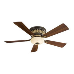 "MinkaAire - MinkaAire Calais 5 Blade 52"" Ceiling Fan - Light, Handheld Remote Control and Bl - Features:"