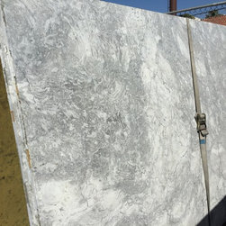 Grey Quartzite Super Grey Slabs from Royal Stone & Tile -
