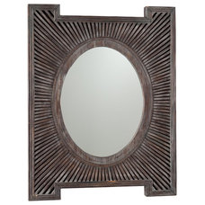 Eclectic Wall Mirrors by Amazon