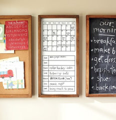modern bulletin board by Pottery Barn Kids