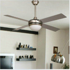 Modern Ceiling Fans by Jollyhome
