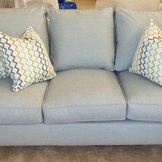 Traditional Sofas by Barnett Furniture