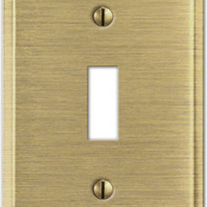 Traditional Switchplates by WallplateWarehouse.com
