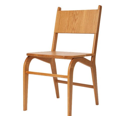 """Ethan Abramson - Irving Chair - Recognized as one of the """"Eight Best New Wooden Chairs"""" by the Wall Street Journal (March 14, 2014)."""