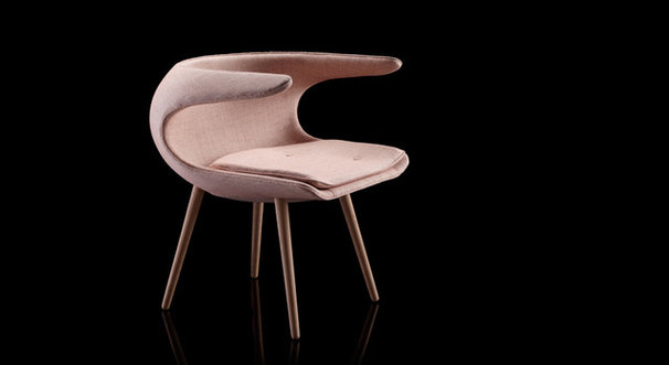 Contemporary Living Room Chairs by Stouby