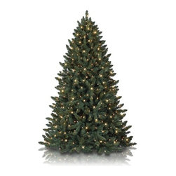 Balsam Spruce Christmas Tree - Looking for an artificial Christmas tree that won't go out of style? You've come to the right place! Our Balsam Spruce is great for any home. Just like your favorite pair of jeans, whether you prefer traditional or modern or eclectic, this Christmas tree will never clash.