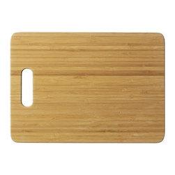 Bamboo Studio - Bamboo Studio Medium Original Cutting Board - Made from 100% natural aged bamboo wood.